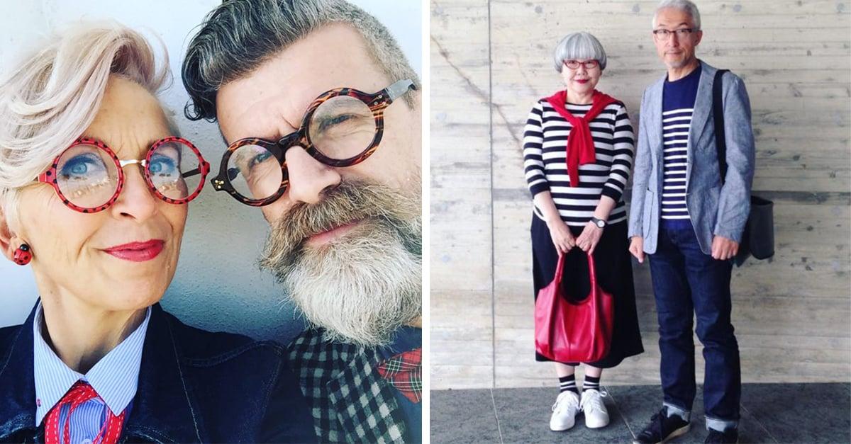 13 Parejas con estilo que lucen mejor que las estrellas de Hollywood