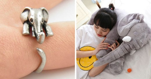 20 Hermosos accesorios que apoyan la conservación de los elefantes