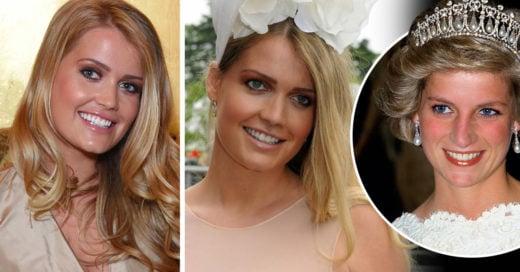 La princesa Diana tiene una sobrina idéntica a ella
