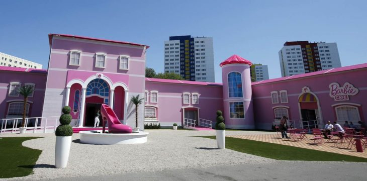 mansion de barbie malibu