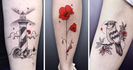 ahora es la mejor tatuadora del mundo
