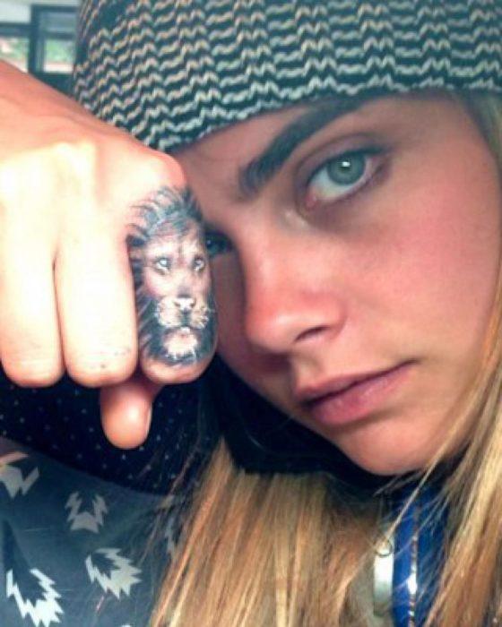 tatuajes de los famosos 6