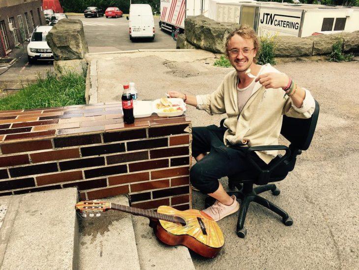tom felton músico 2