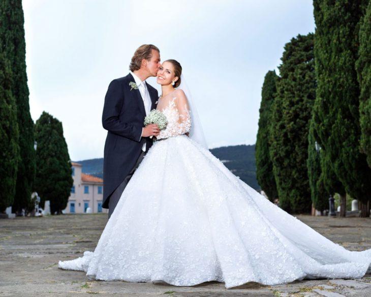 vestidos de novia famosas 16