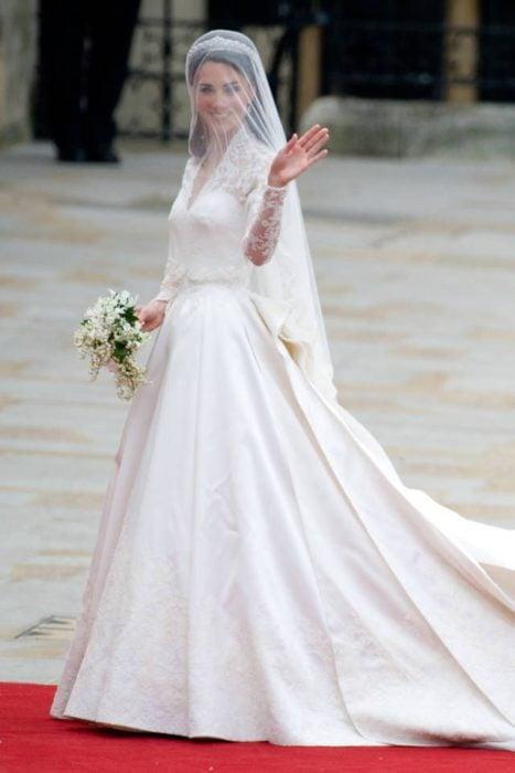 vestidos de novia famosas 5