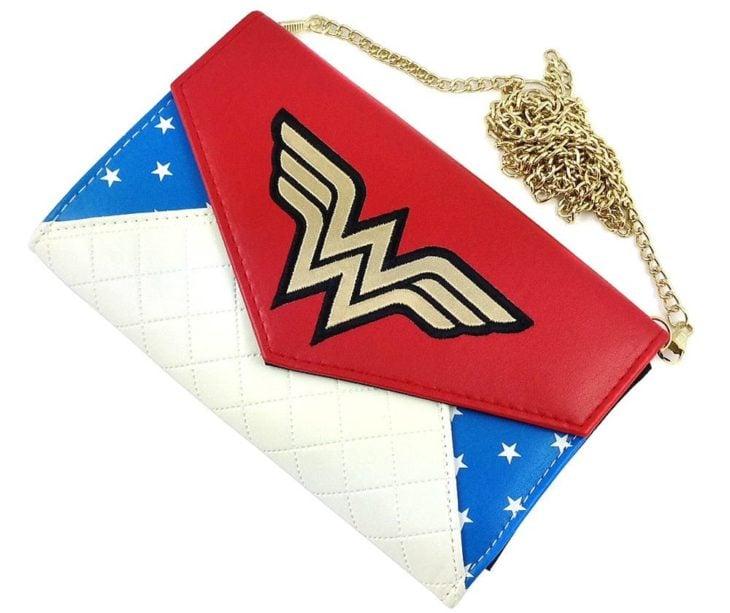 bolso de mujer maravilla