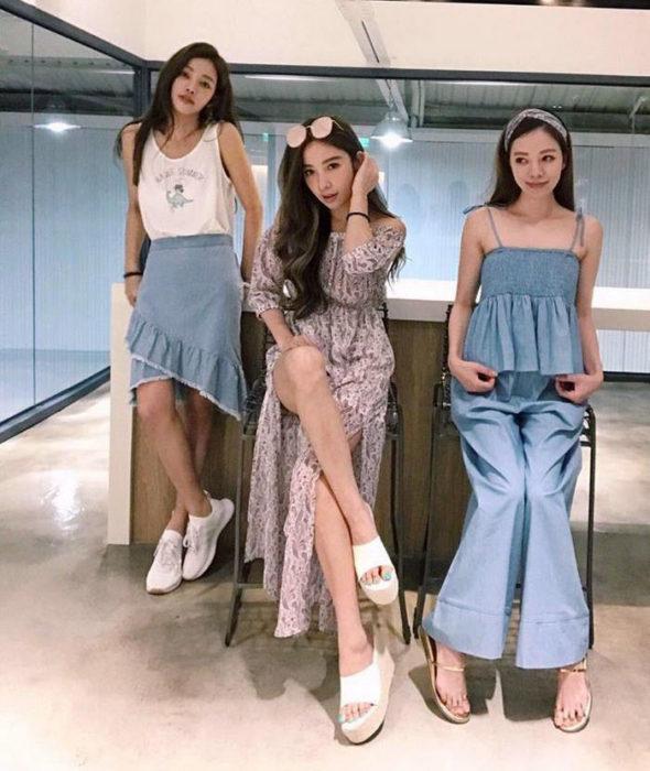 mujeres asiáticas