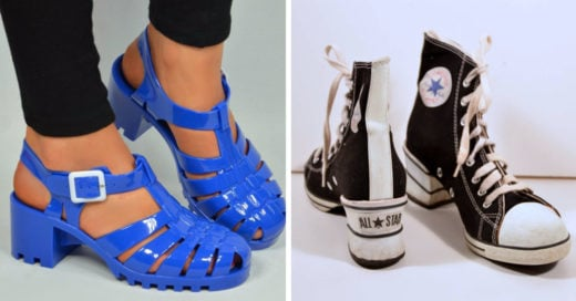 15 Zapatos de los 90 que ya pertenecen al pasado