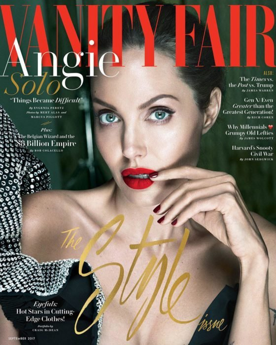 Angelina Vanity Fair