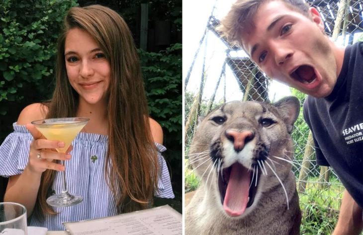 Josh y Michelle