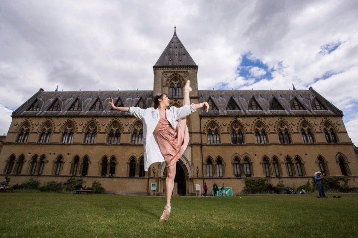 Science ballerina