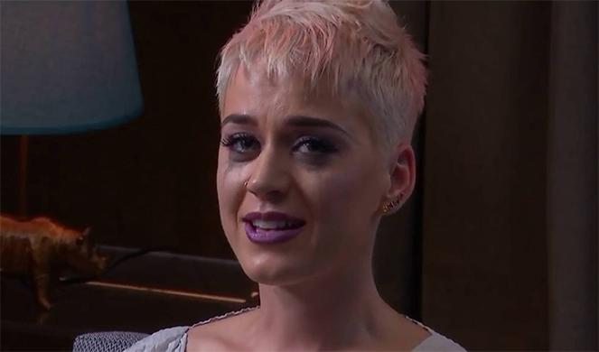 Katy Crying