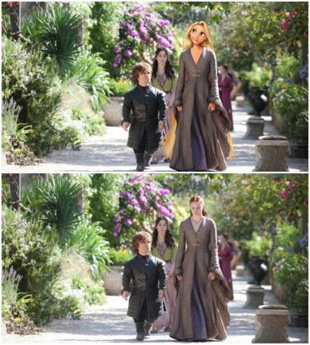 Rapunzel Stark