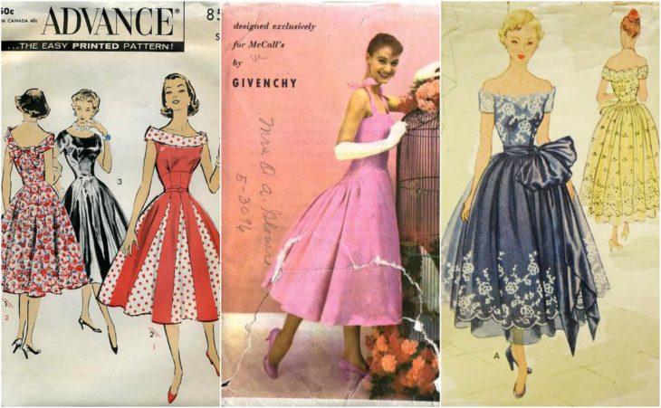 1950 patterns