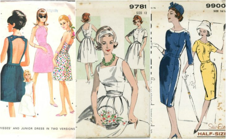 patrones 1960