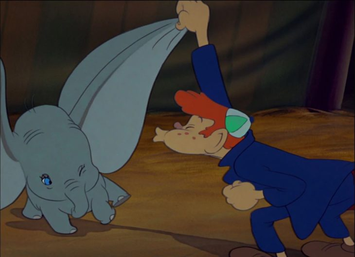 dumbo bullying