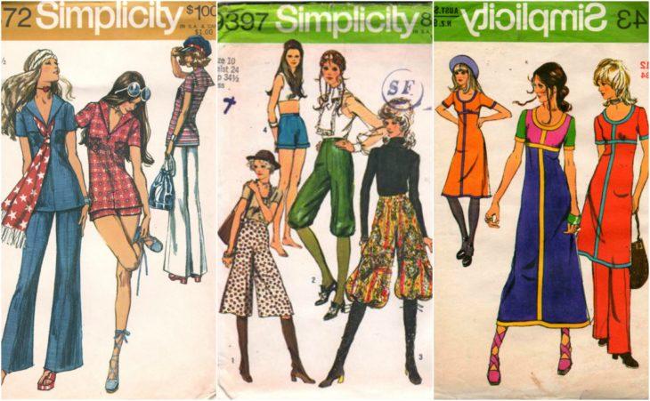 patrones 1970