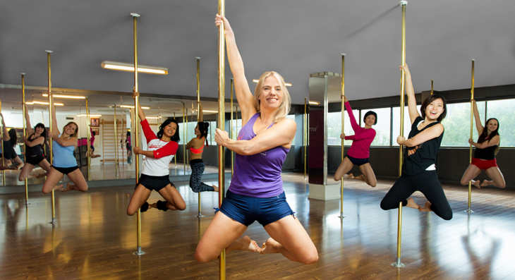 pole dance beneficios salud
