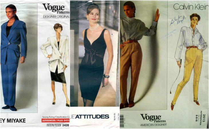 patrones 1990
