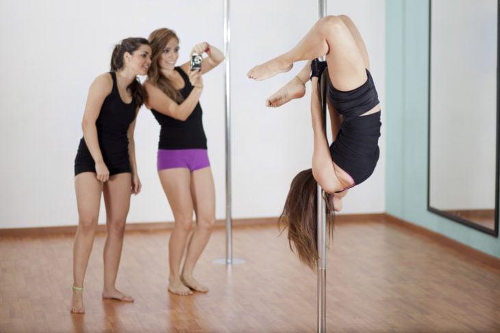 pole dance autoestima