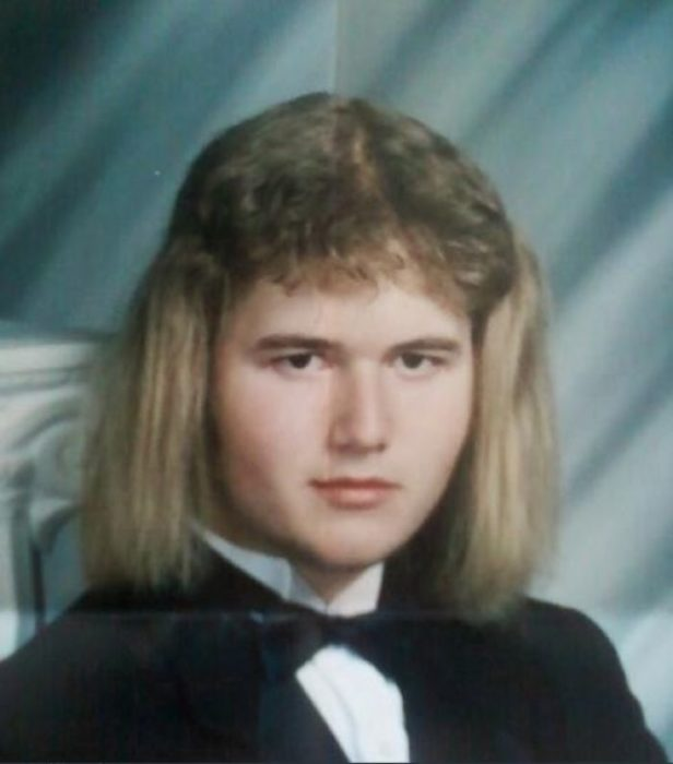 corte de cabello divertido