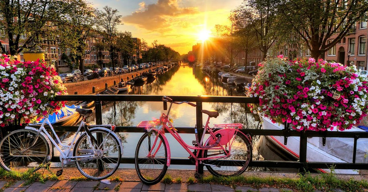 10 Razones por las que Ámsterdam debería de ser tu próximo destino
