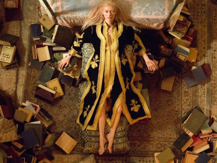 Tilda Swilton en el papel de Eve de la película 'Solo los amantes sobreviven'