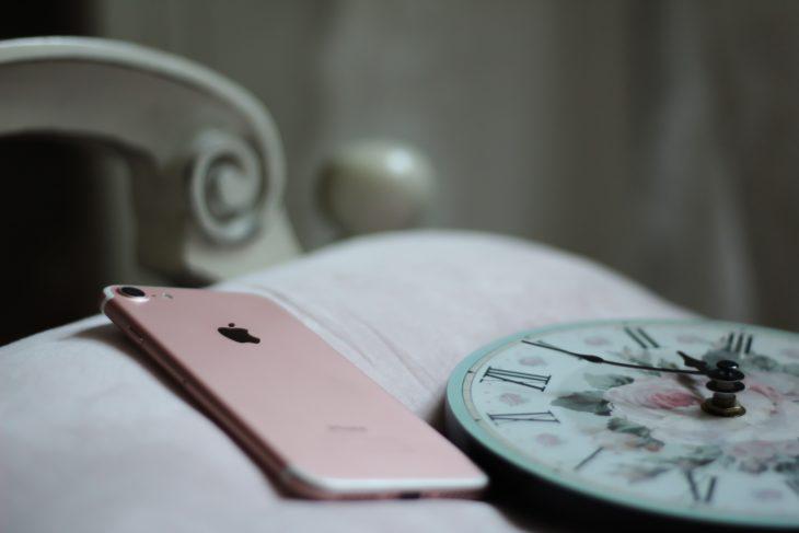celular abandonado