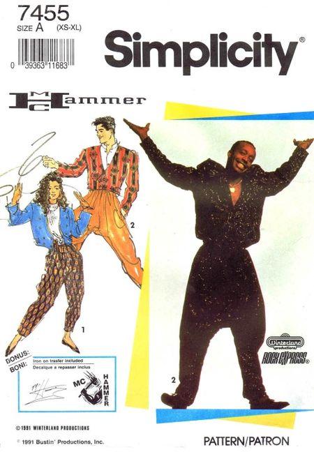 pantalones de mc hammer