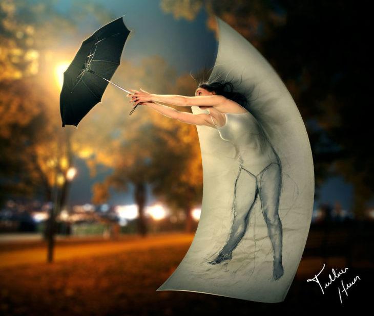 salvame paraguas