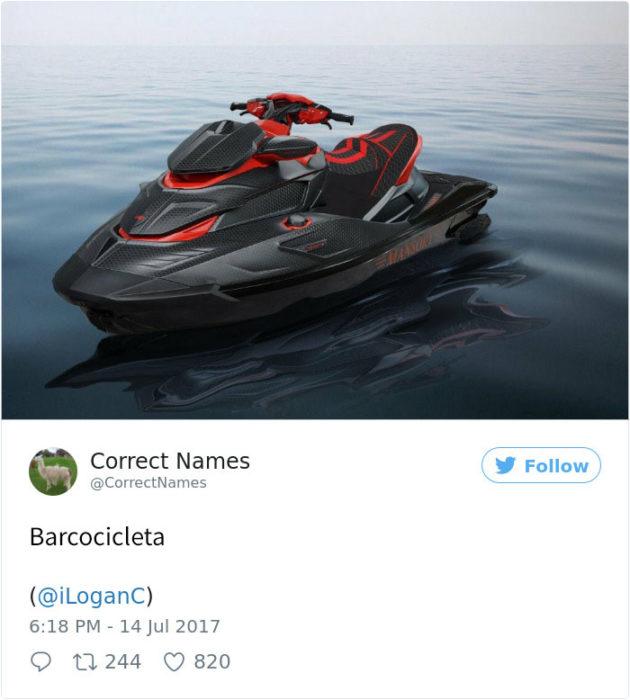 barcocicleta