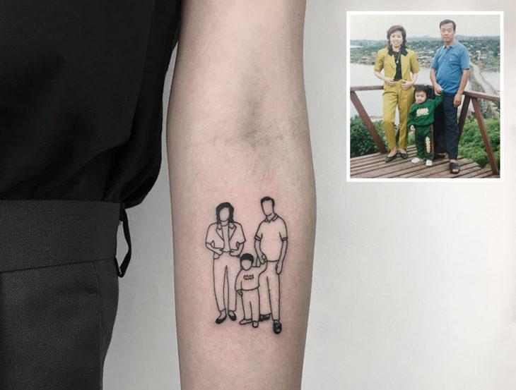 familia tattoo