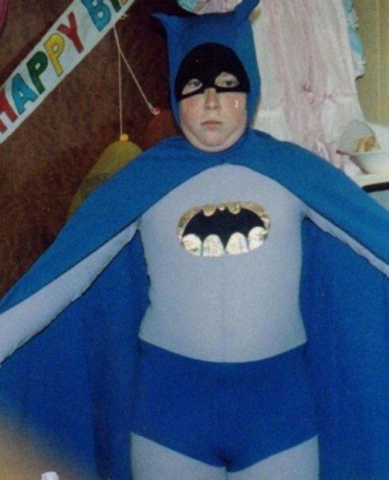 niño gordo batman