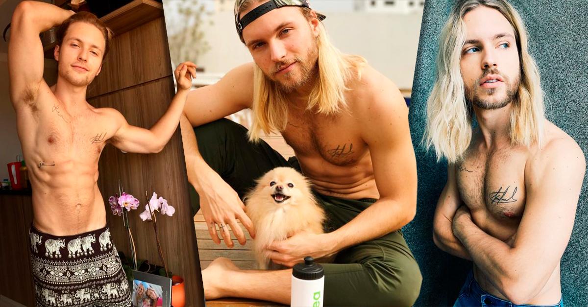 Alessandro Pierozan: el modelo 'surfer' más sexi de Instagram; ¡Es el chico de la semana!