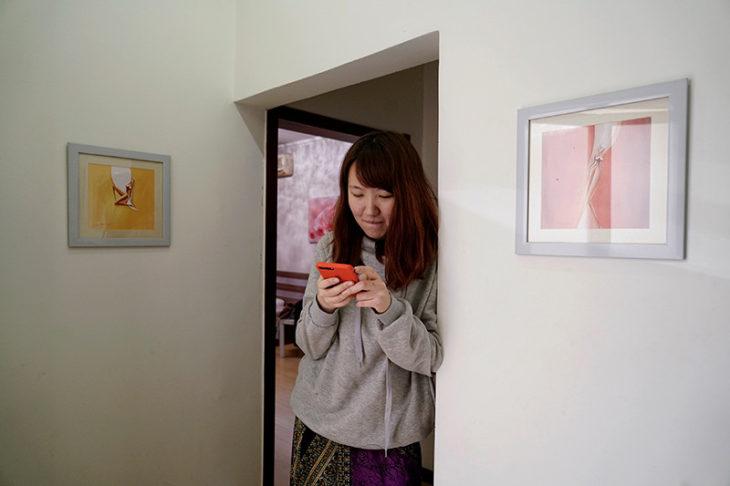 Bloguera china