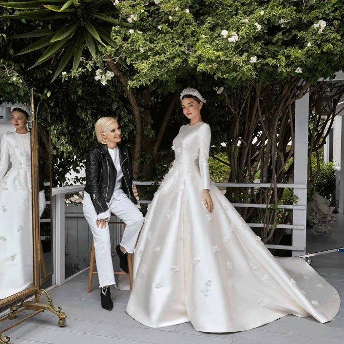 Vestidos de novia glamour