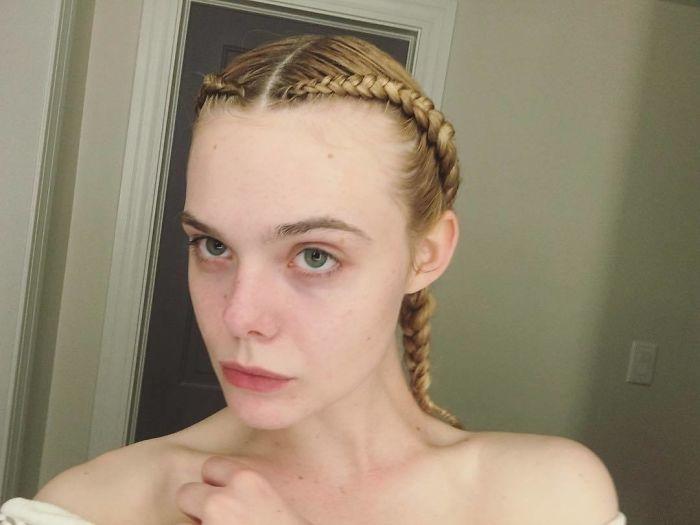 Famosas sin una gota de maquillaje