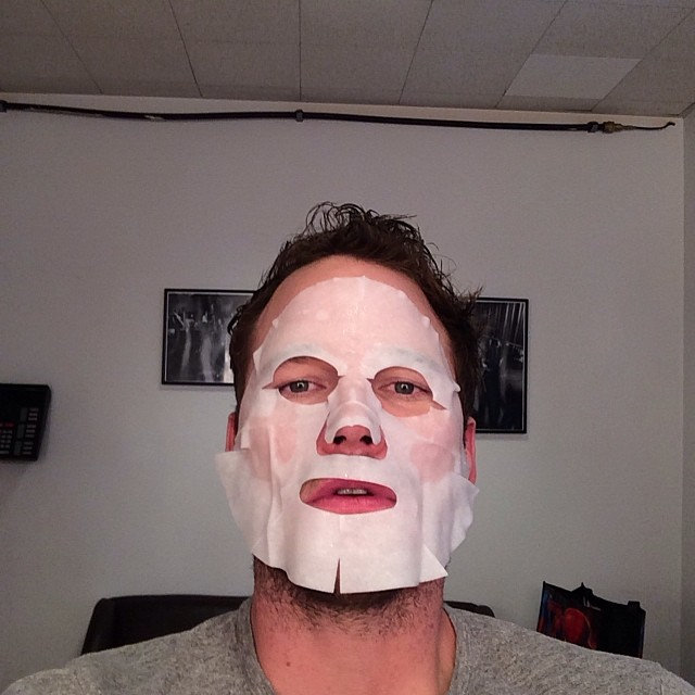 Chriss Pratt luciendo sexi