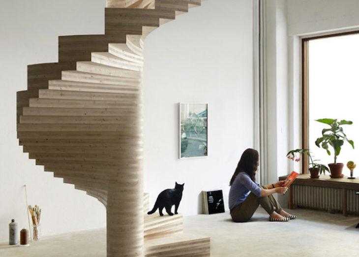 Diseños de escaleras