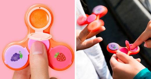 Sephora lanzara el Bálsamo labial Spinner; el gadget con sabor a frutas que te volverá adicta