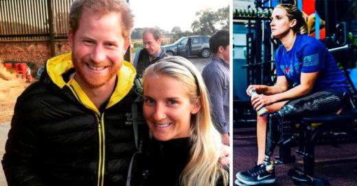 El príncipe Harry admira a esta chica por esta razón