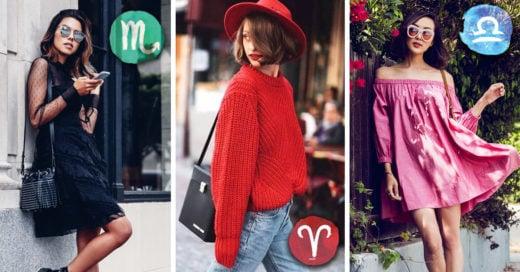 Elige el color que mejor le va a tu outfit según tu signo zodiacal
