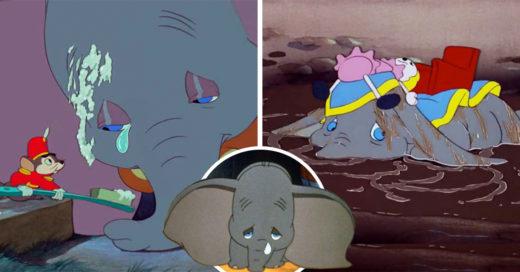20 Escenas de Dumbo que nos hicieron llorar y nos dañaron de por vida