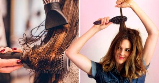 Estilos de cepillos para todo tipo de cabello
