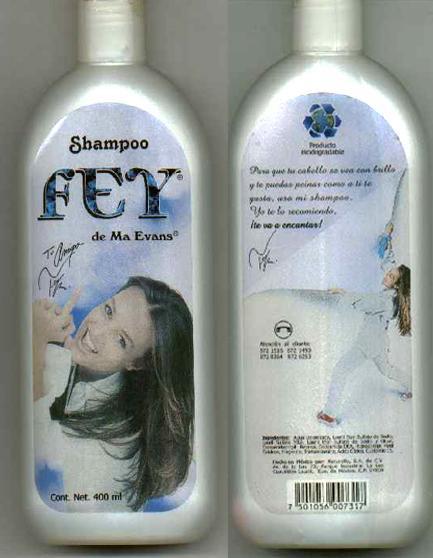 Champú Fey