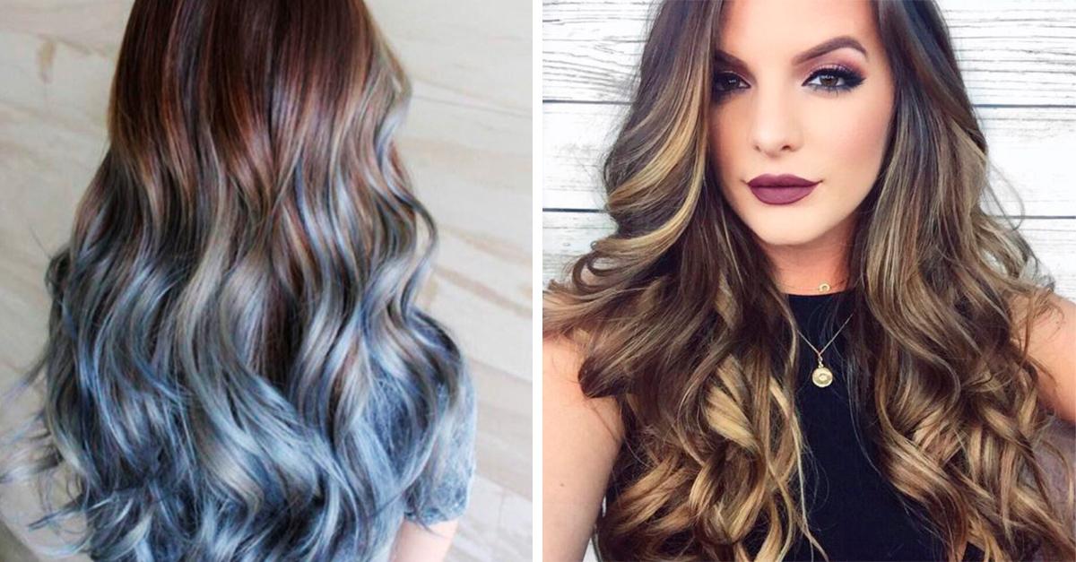 'Foilyage' La nueva tendencia para teñir tu cabello y lucir como modelo