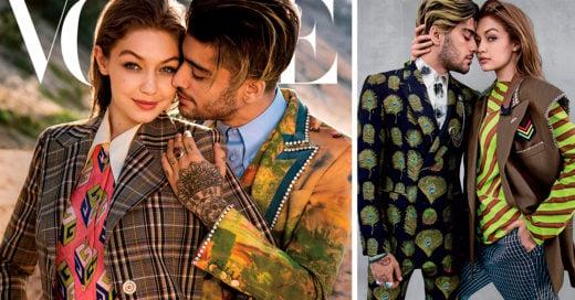 Gigi Hadid y Zayn Malik se han convertido en una generación que abraza la fluidez de género