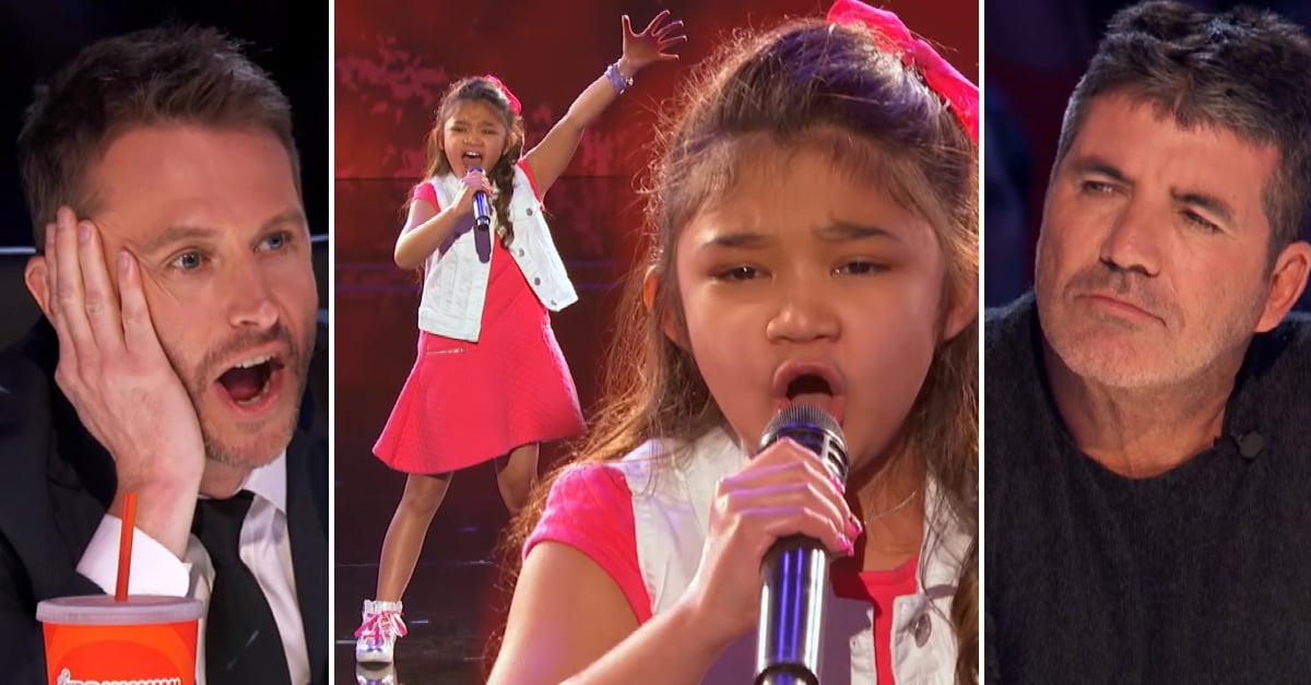 Esta niña sorprendió al jurado de America's Got Talent con su voz; su historia de vida conmueve a Internet