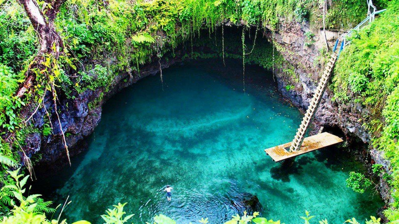 15 piscinas naturales en las que toda chica querr nadar for Piscinas naturales en mexico
