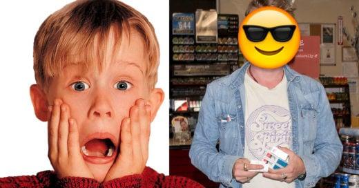 Macaulay Culkin reaparece con una nueva imagen; Internet no sabe cómo manejarlo